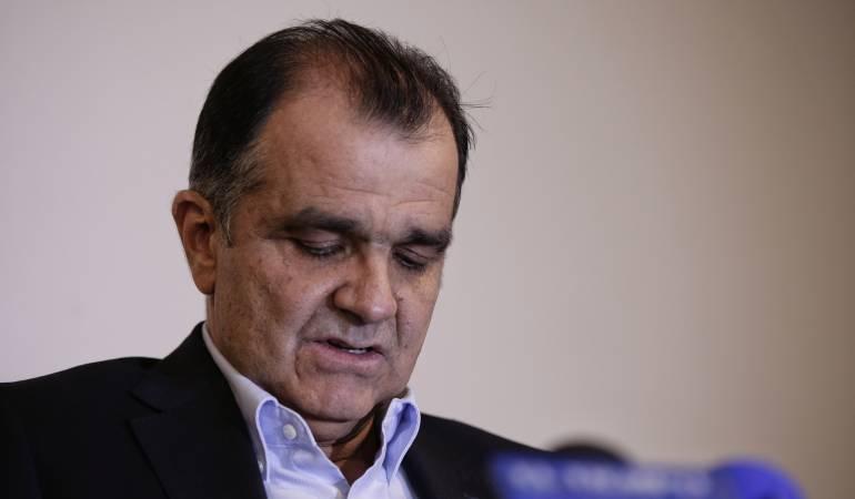 Óscar Iván Zuluaga, Centro Democrático en Odebrecht: La mala hora de OIZ