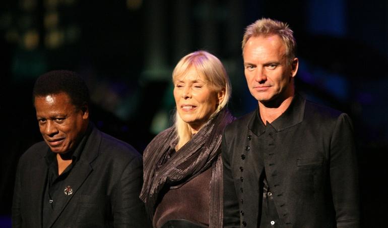 """Sting y Wayne Shorter ganan el Premio Polar: Sting y Wayne Shorter ganan el """"Nobel de la música"""""""