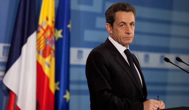 Sarkozy se sentará en el banquillo por financiación ilegal de su campaña