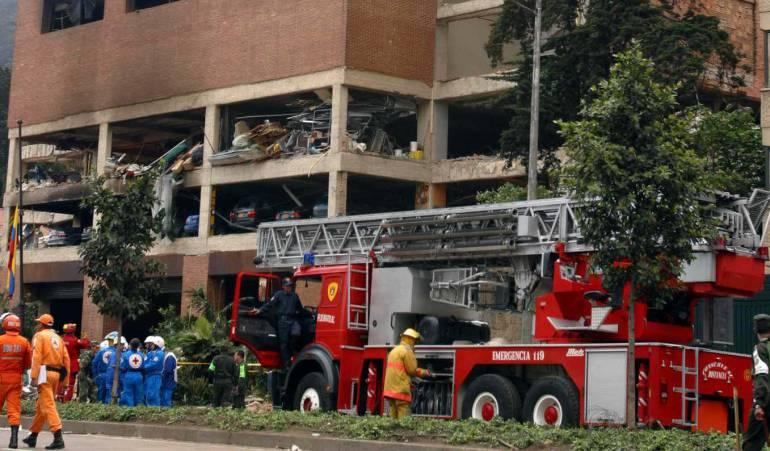 Atentado al Club El Nogal: Así se vivió hace 14 años el atentado al Club El Nogal
