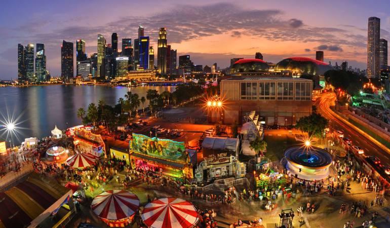 Singapur, el país más caro del mundo: Qué está haciendo el país más caro del mundo para convertirse en el más inteligente