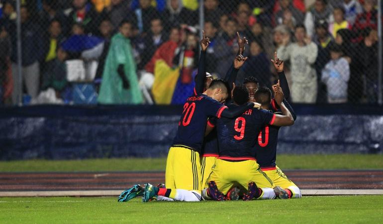 La sub-20 de Colombia busca un milagro inesperado en el Suramericano