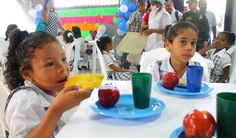Niños de Boyacá ahora consumen Quinua en la dieta del Plan Alimentario Escolar: Niños de Boyacá ahora consumen Quinua en la dieta del Plan Alimentario Escolar