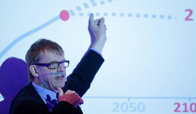 Hans Rosling, murió en Suecia a los 68 años: Murió Hans Rosling, un gigante de los datos que buscaba erradicar la ignorancia en el mundo