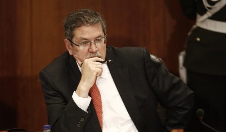 Magistrados de la Corte: Luis Guillermo Guerrero nuevo presidente de la Corte Constitucional