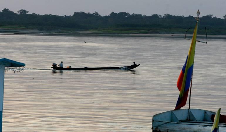 Rescate de náufragos en Guaviare: Rescatadas cuatro personas en San José del Guaviare