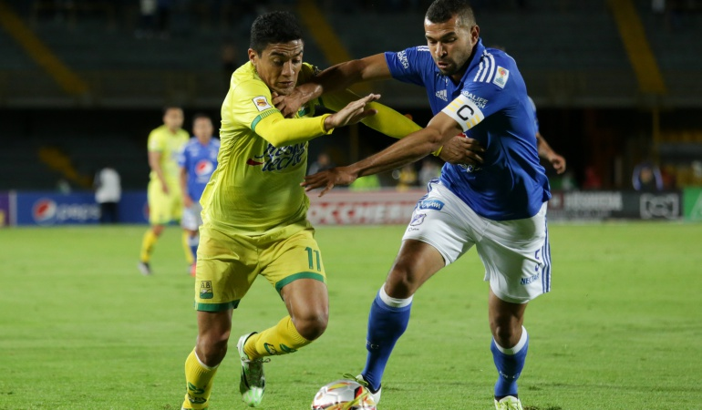 Millonarios Bucaramanga Liga Águila: Millonarios da vuelta a la página y busca su primer triunfo del año en Liga