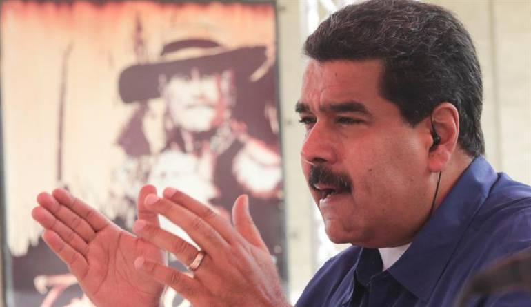"""CNN Venezuela: """"Yo quiero a CNN bien lejos de aquí, fuera de Venezuela"""": Nicolás Maduro"""