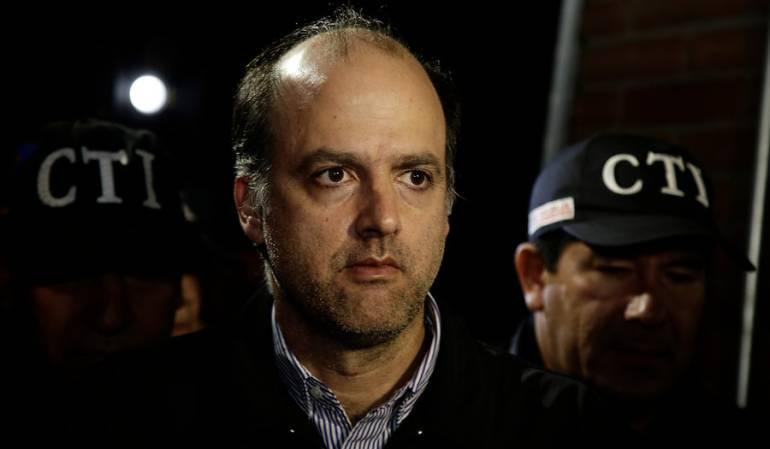 Caso Odebrecht: Fiscalía recauda pruebas para acusar a Gabriel García por el caso Odebrecht