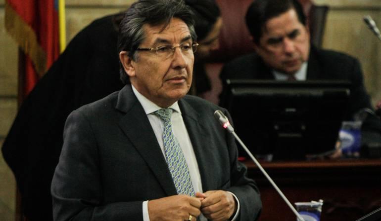Caso Odebrecht: Senador Robledo denunció al fiscal Néstor Humberto Martínez