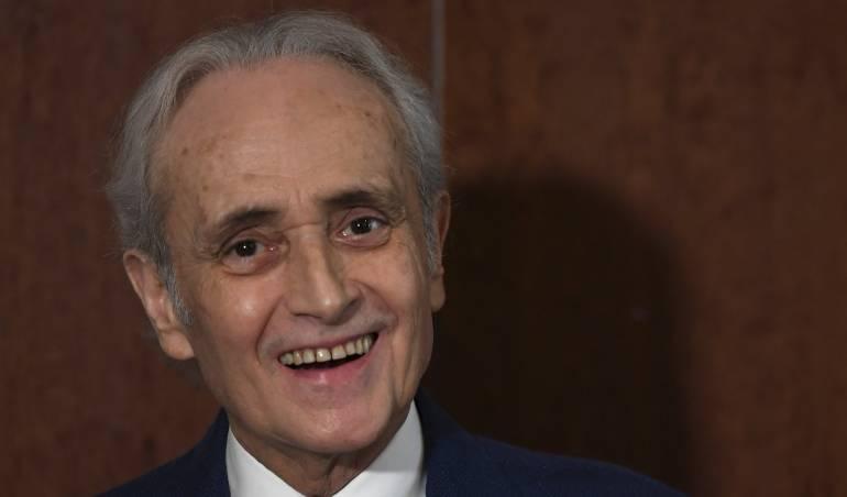 """El tenor español José Carreras anuncia su retiro: Carreras abraza la idea del retiro porque la ópera """"está en buenas manos"""""""