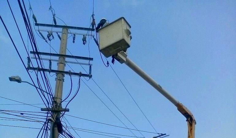 Sin energía en Arauca: Departamento de Arauca sin energía por 11 horas, afecta a tres municipios y campos petroleros