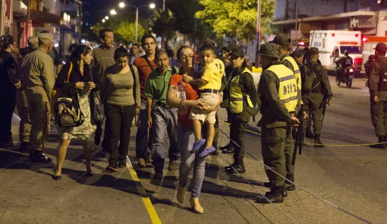 Desplazados en Colombia: Acnur atiende a 200 desplazados colombianos en Venezuela