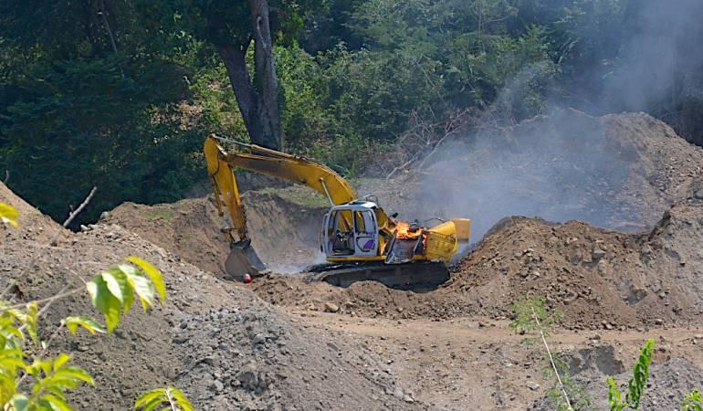 minería: Corte deja en firme fallo que permite a alcaldes prohibir la minería