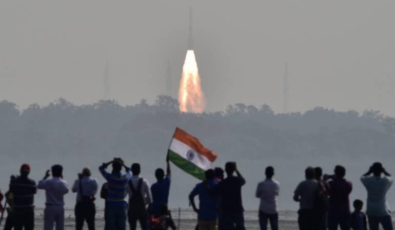 Satélites indios al espacio: El histórico récord de India al lanzar 104 satélites al espacio en una sola misión