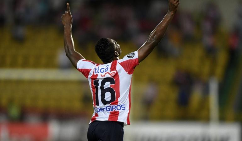 Junior 1-0 Atlético Tucumán Copa Libertadores: Junior vence a Tucumán por la mínima y se acerca a la fase de grupos