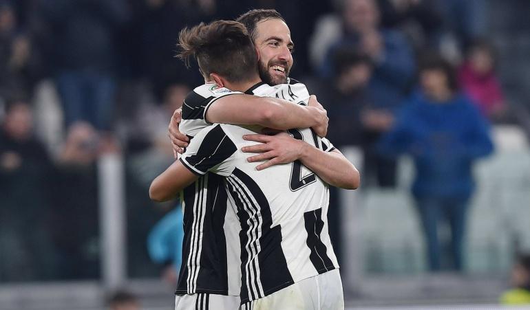 Juventus 4-1 Palermo: Juventus golea al Palermo, mantiene la cima y extiende su invicto en casa