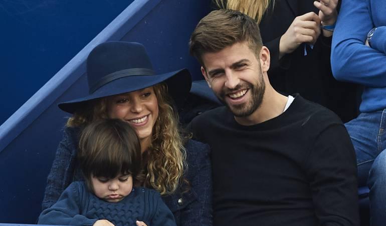 Hijo mayor de Shakira fue intervenido quirúrgicamente