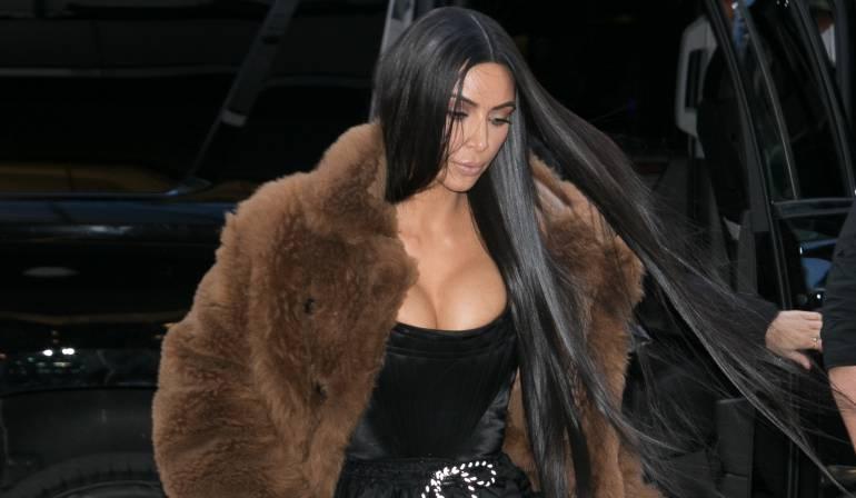 Kim Kardashian Semana de la Moda de París: Kim Kardashian se plantea volver a la Semana de la Moda de París