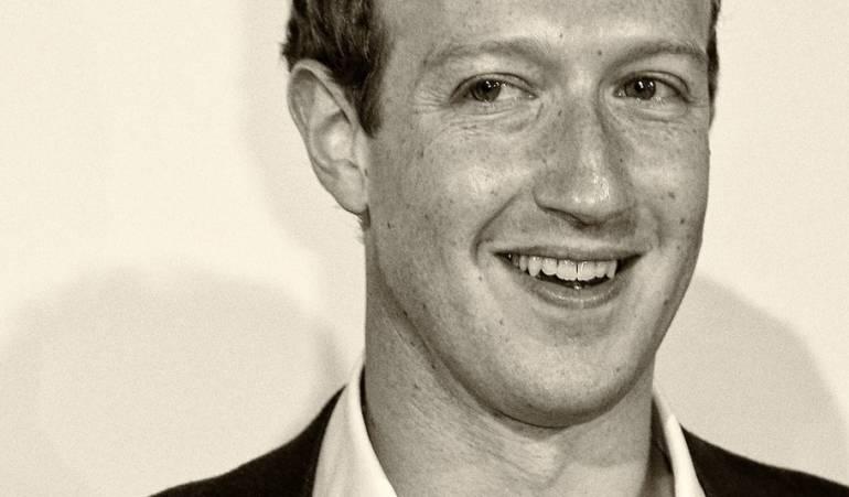 Zuckerberg fundó Facebook en el año 2004.