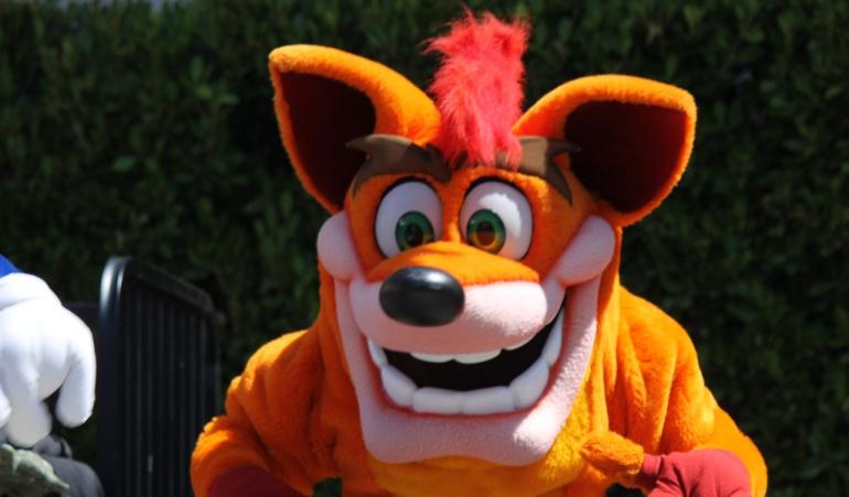Crash Bandicoot es el protagonista de esta franquicia de videojuegos.