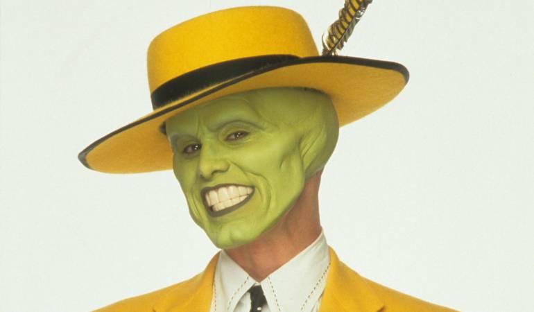 La máscara para la persona con la avena pelada de los granos las revocaciones