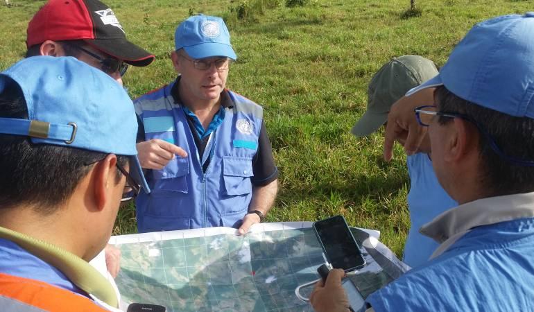 Proceso de dejación de armas de las Farc: Fecha para dejación de armas no se posterga: ONU