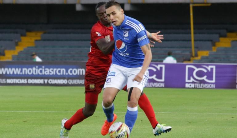 Rionegro Águilas Millonarios Liga Águila: Millonarios busca su primera victoria en la historia como visitante ante Rionegro