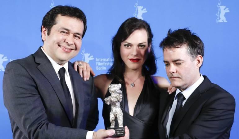 Gonzalo Maza (izq.), coescribió el guión con Sebastián Lelio (der.), director de la película.