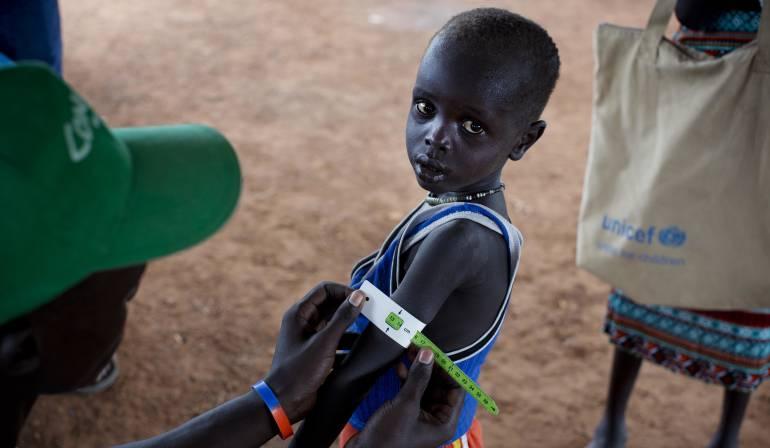 Declaran hambruna en Sudán del Sur ocasionada por el hombre