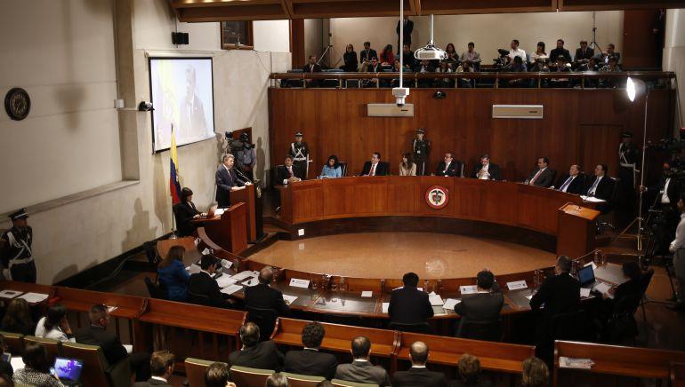 Corte Constitucional: Corte Constitucional designa magistrados provisionales