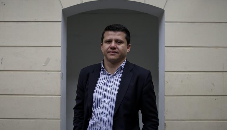 Bernardo Miguel Elías, senador del partido de La U