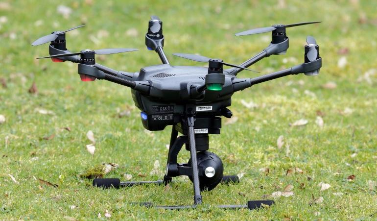 Los drones se han convertido en toda una tendencia en el campo tecnológico.