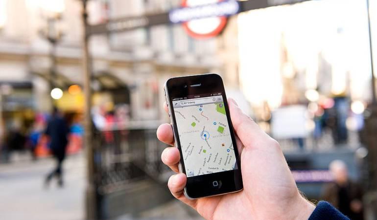 Muchos de nosotros gracias a Google Maps nos perdemos menos.