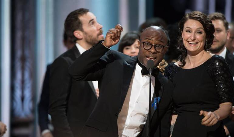 Moonlight se llevó la estatuilla a mejor película en los Oscar.
