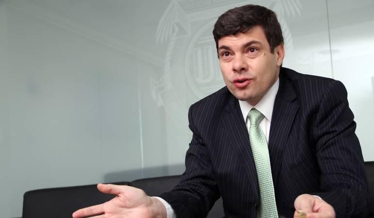 Director de la UNP, Diego Mora