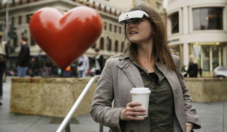 Gafas para que los ciegos vean: Nuevas gafas permiten que los ciegos vean