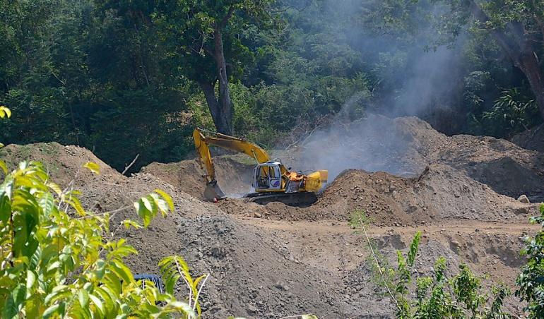 Debate por la mineria en Colombia