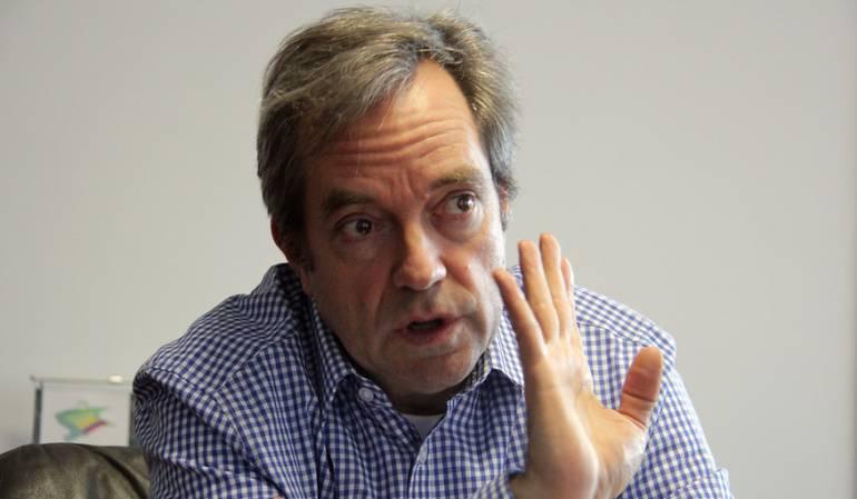Director del DANE, Mauricio Perfetti