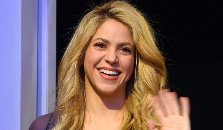 La barranquillera Shakira.