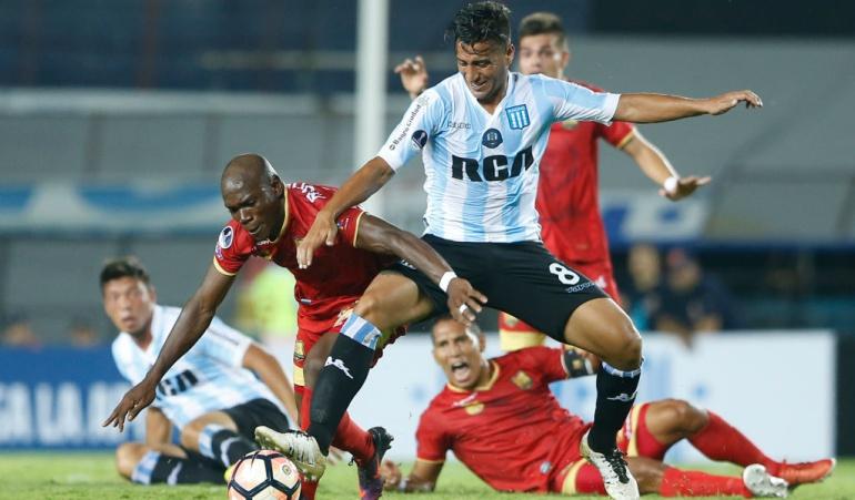 Racing 1-0 Rionegro Copa Sudamericana: Rionegro cae ante Racing pero deja la serie abierta para la vuelta en Antioquia
