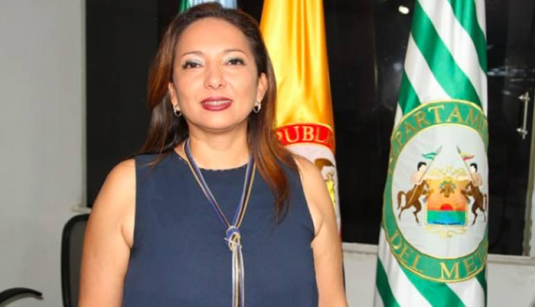 Secretaria de Competitividad y Desarrollo de Villavicencio, Miryam Yaneth Barbosa