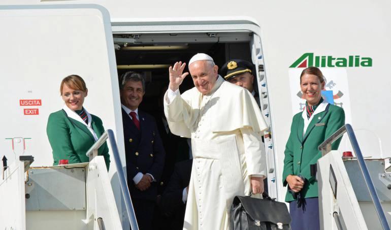 Cuándo viene el papa a Colombia: Papa llegaría a Colombia entre septiembre y octubre de 2017
