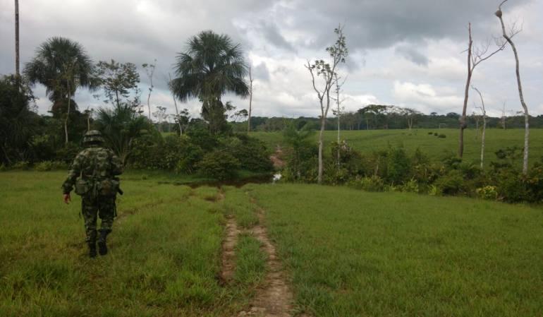 paramilitares en zonas veredales: Denuncian presencia de paramilitares en zonas veredales en Caquetá