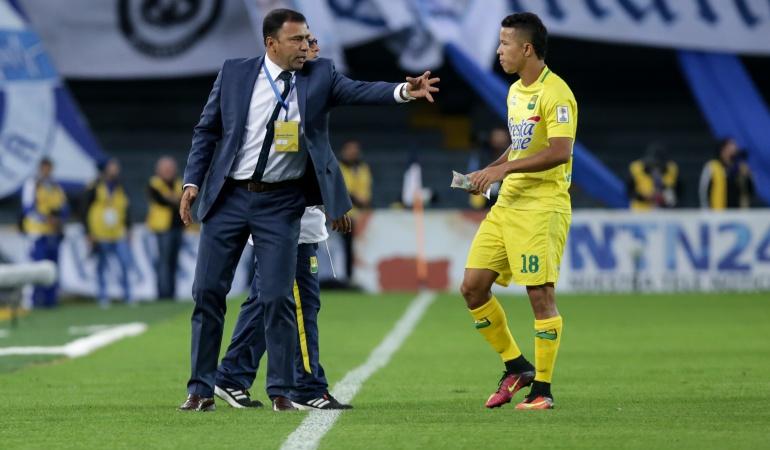 Harold Rivera despedido Bucaramanga: Harold Rivera no es más el técnico del Bucaramanga