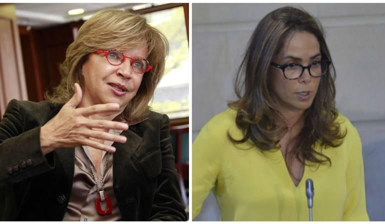 Exministras Álvarez y Parody dispuestas a responder ante la Corte por Odebrecht