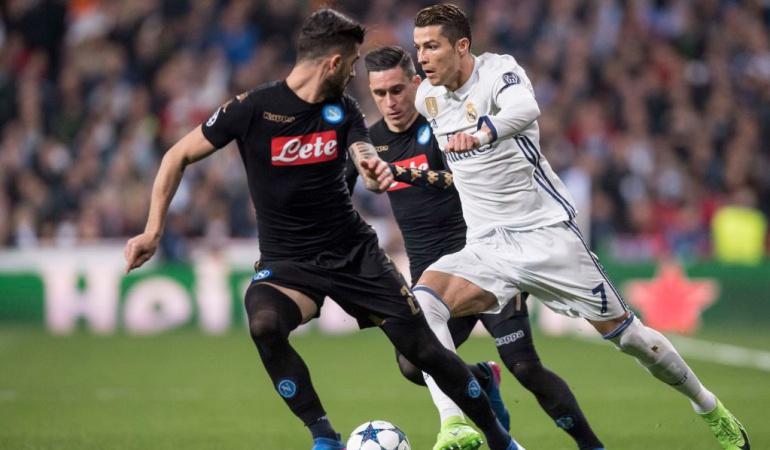 San Paolo Real Madrid Liga de Campeones Napoli: El 'infierno' de San Paolo se mide a la contundencia goleadora del Real Madrid