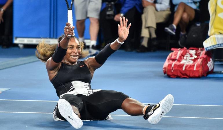 Serena Williams será baja en Indian Wells y en Miami