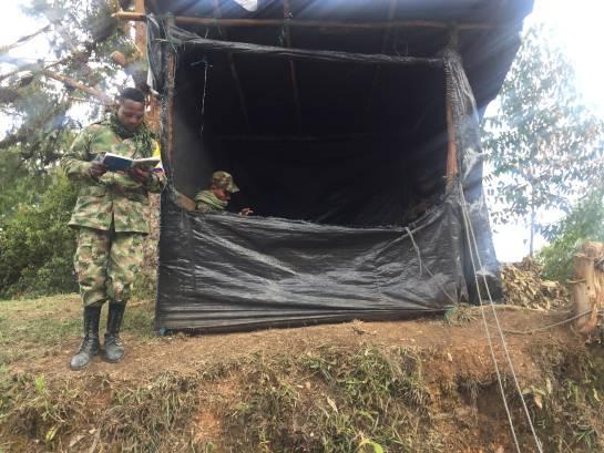 Zonas de concentración: A La Elvira, Cauca, no ha llegado el material para iniciar la dejación de armas
