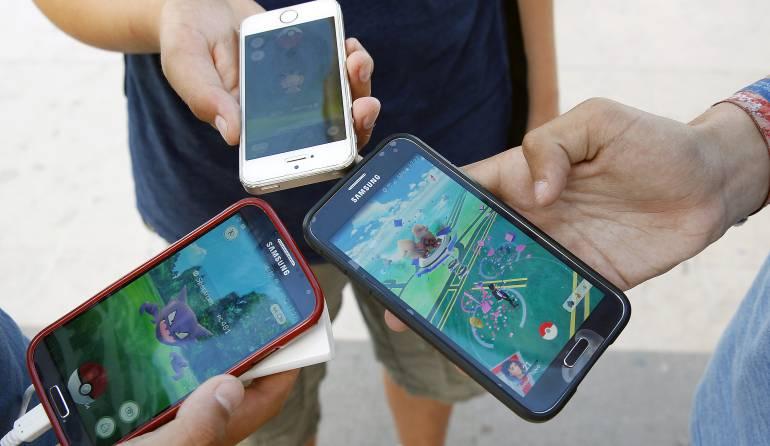 Pokémon Go: Jugar Pokémon Go puede ayudar a la gente a dar unos 10.000 pasos diarios